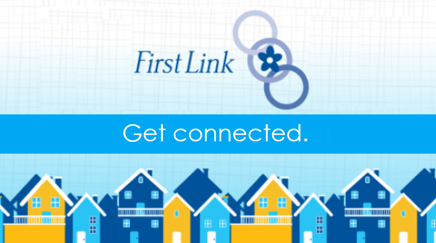 First Link - Get connected.