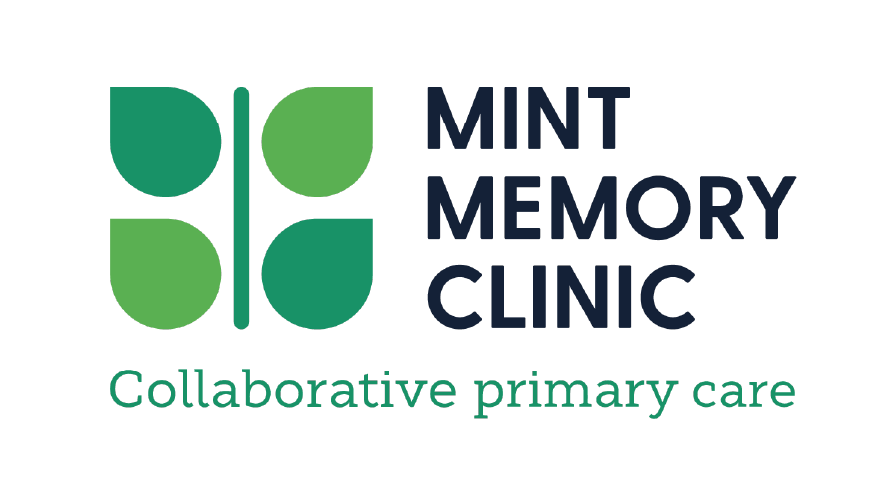 Mint Memory Clinic collaborative primary care logo