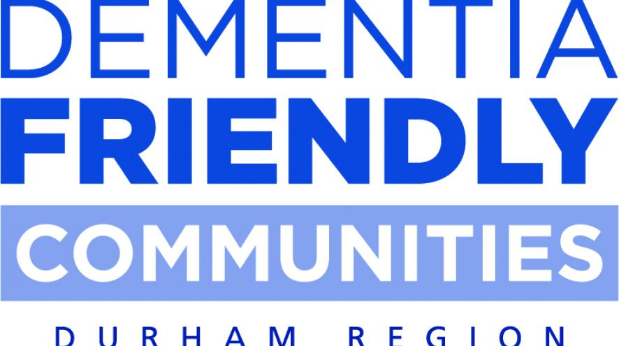 Dementia Friendly Community Durham Region logo