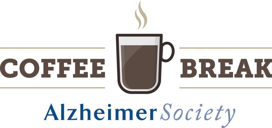 Alzheimer Society Coffee Break logo.