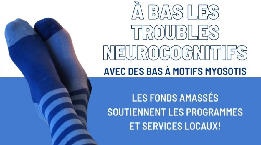 A bas les troubles neurocognitifs et photo de bas