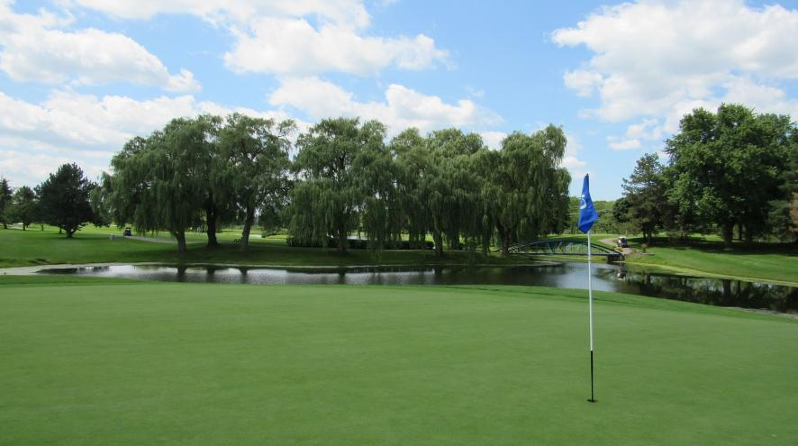 Peninsula Lakes Golf Club