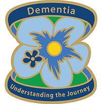Dementia Understanding the Journey logo