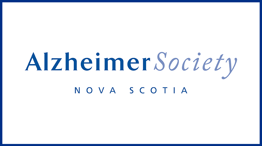 Alzheimer Society of Nova Scotia wordmark and identifier.