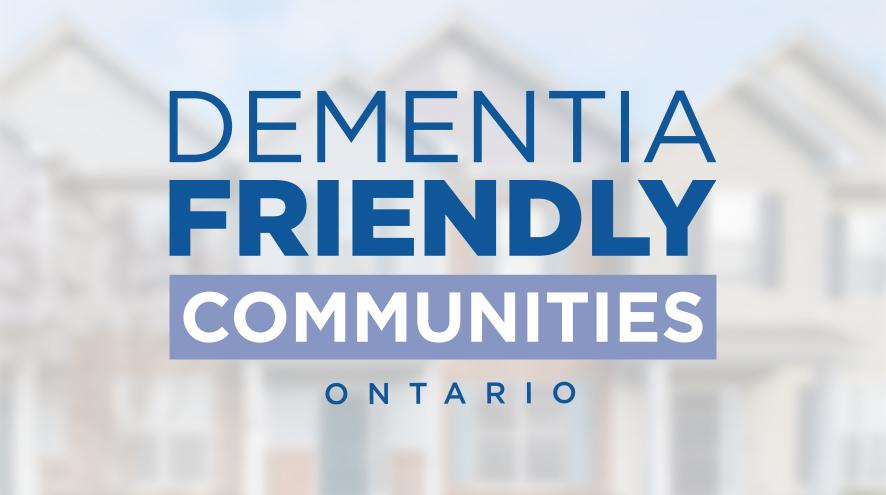 Dementia Friendly Communities Ontario