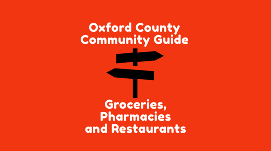 Oxford County Community Guide