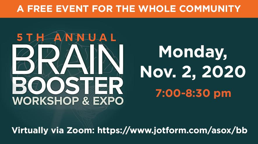 5th Annual Brain Booster Workshop & Expo