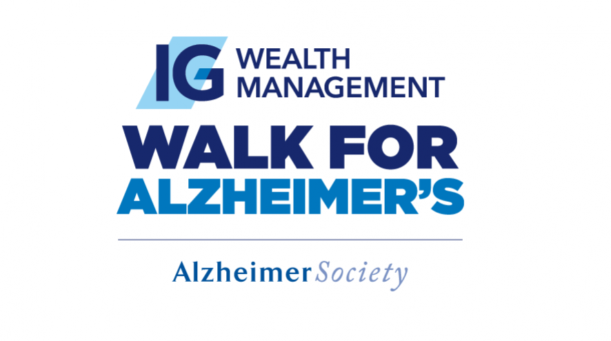 The IG Wealth Management Walk for Alzheimer's. The Alzheimer Society.
