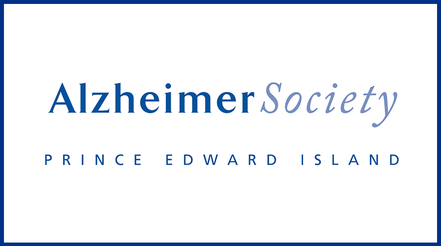 Alzheimer Society of Prince Edward Island wordmark and identifier.
