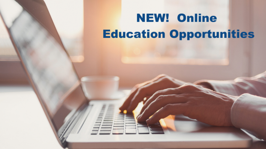Web Button for Online Education