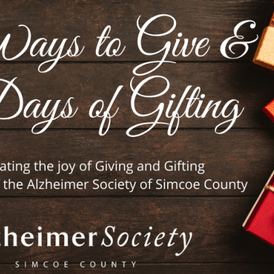 12 Ways to Give and 12 Days of Gifting