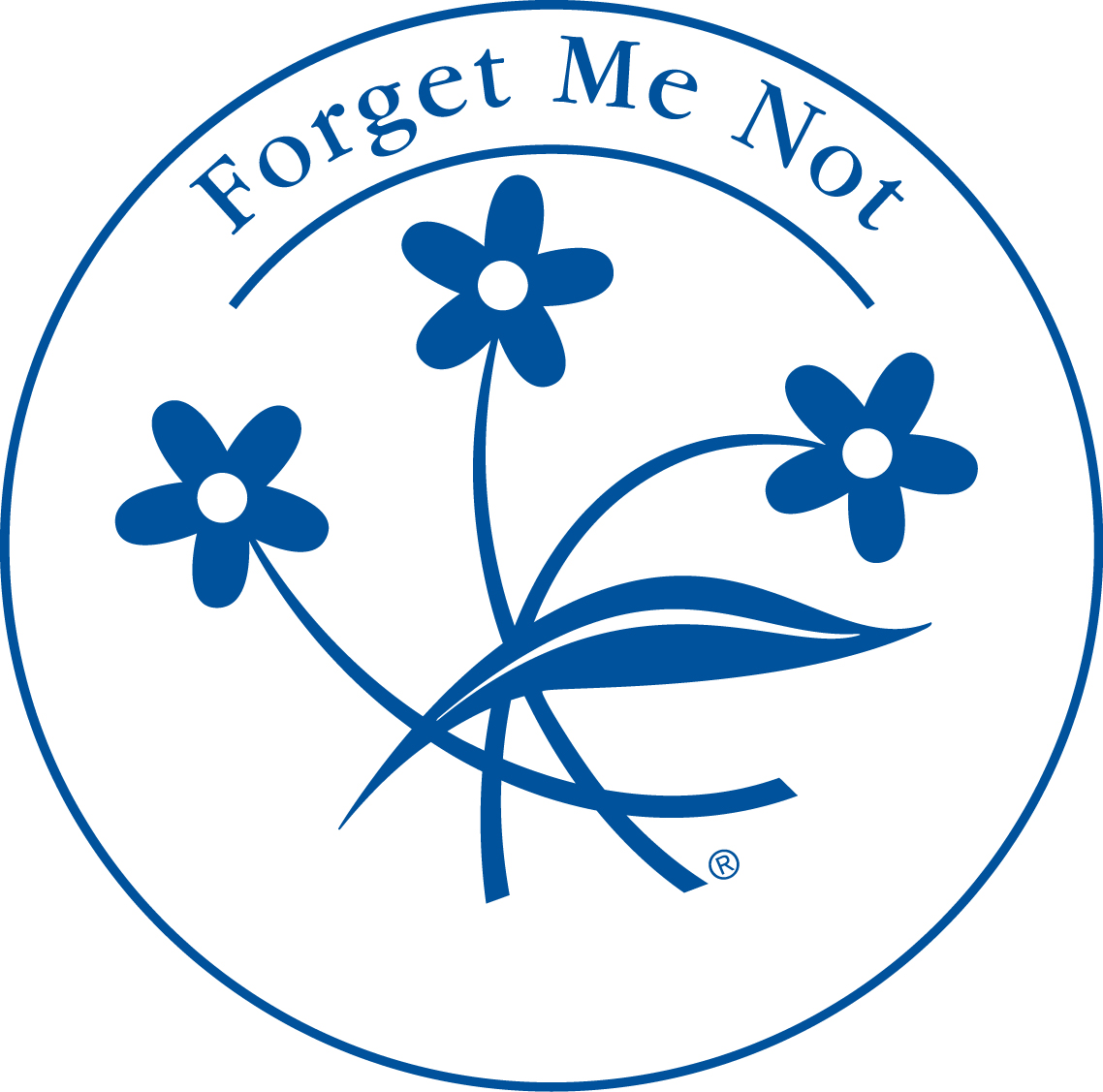 Forget Me Not symbol