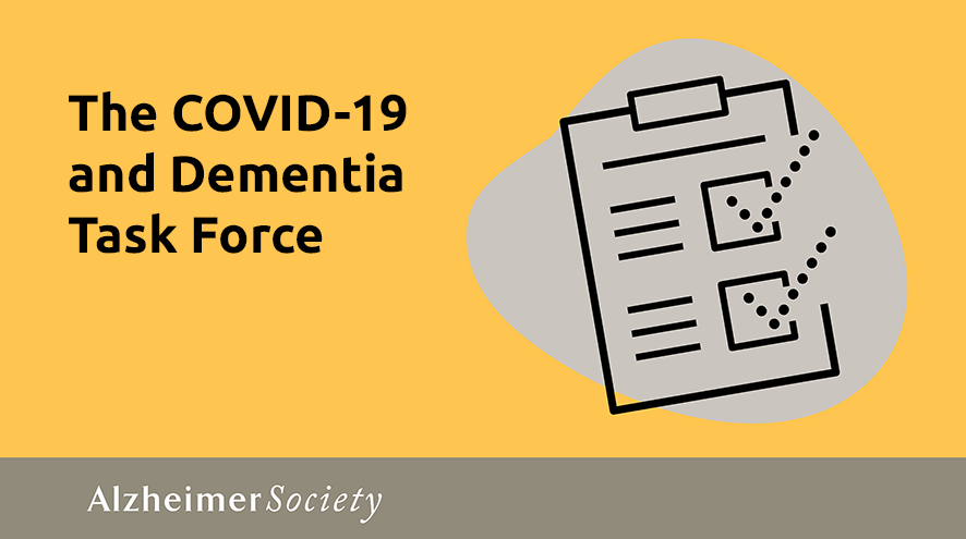 The  COVID-19 and Dementia Task Force.