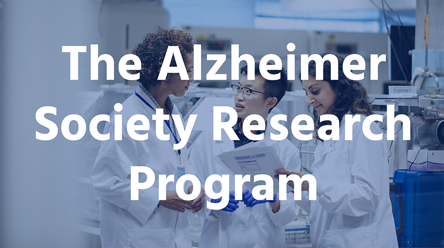 The Alzheimer Society Research Program