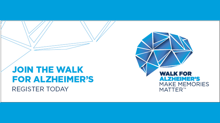 Walk where you are. Join the IG Wealth Management Walk for Alzheimer's.