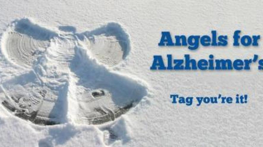 Image used for Angels for alzheimer's - tag you're it