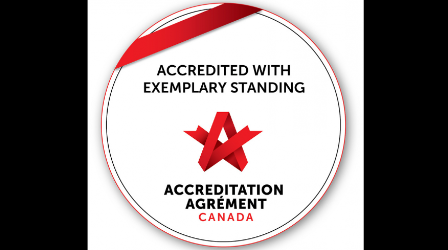 Logo for the Canada Qmetum Accreditation program